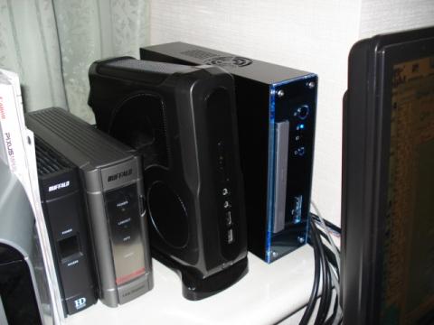 我が家のサーバ