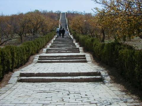 始皇帝陵2