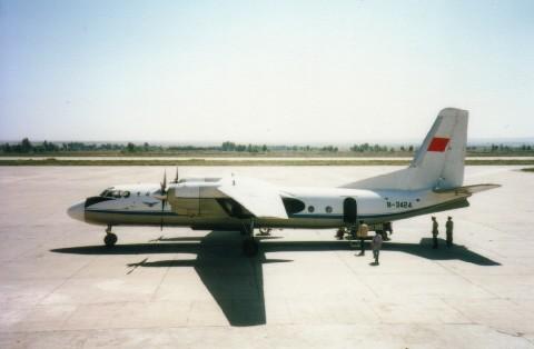 蘭州飛行機1