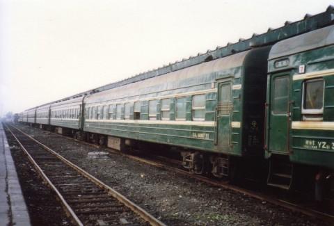 西寧火車1