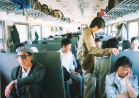 西寧火車2